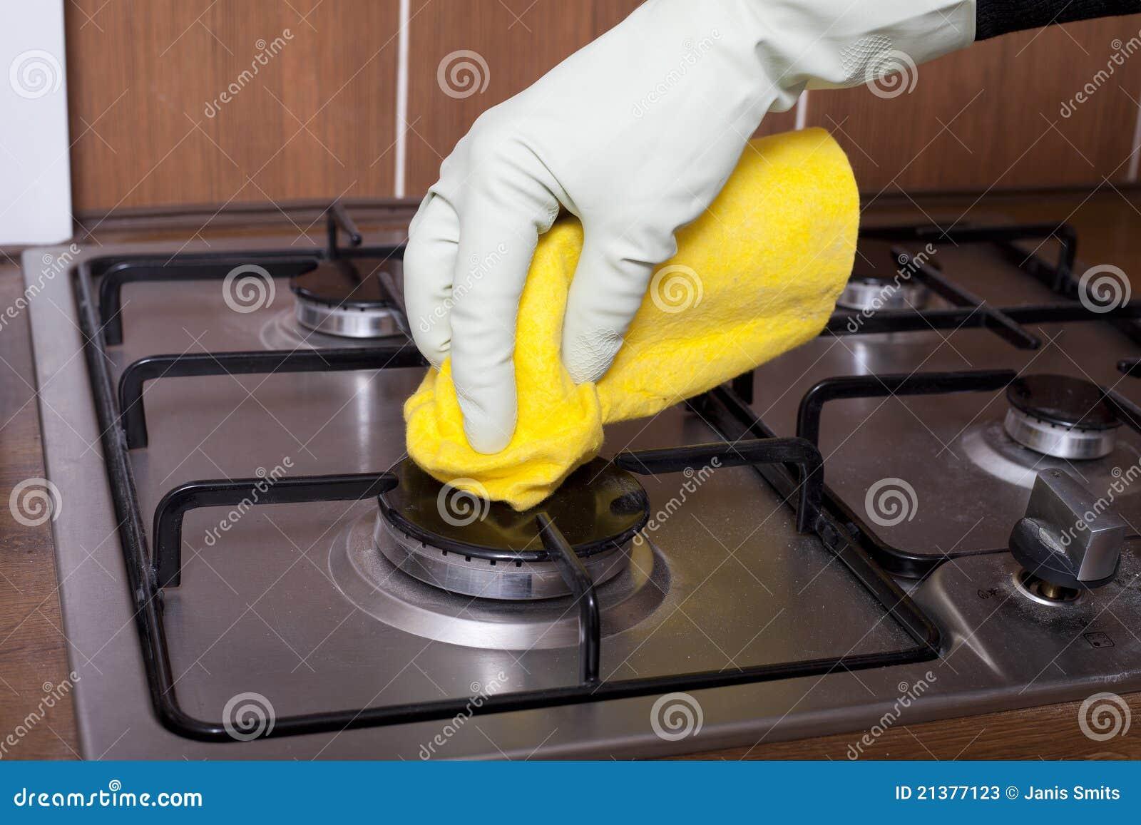 Ręki czyścić kuchenka
