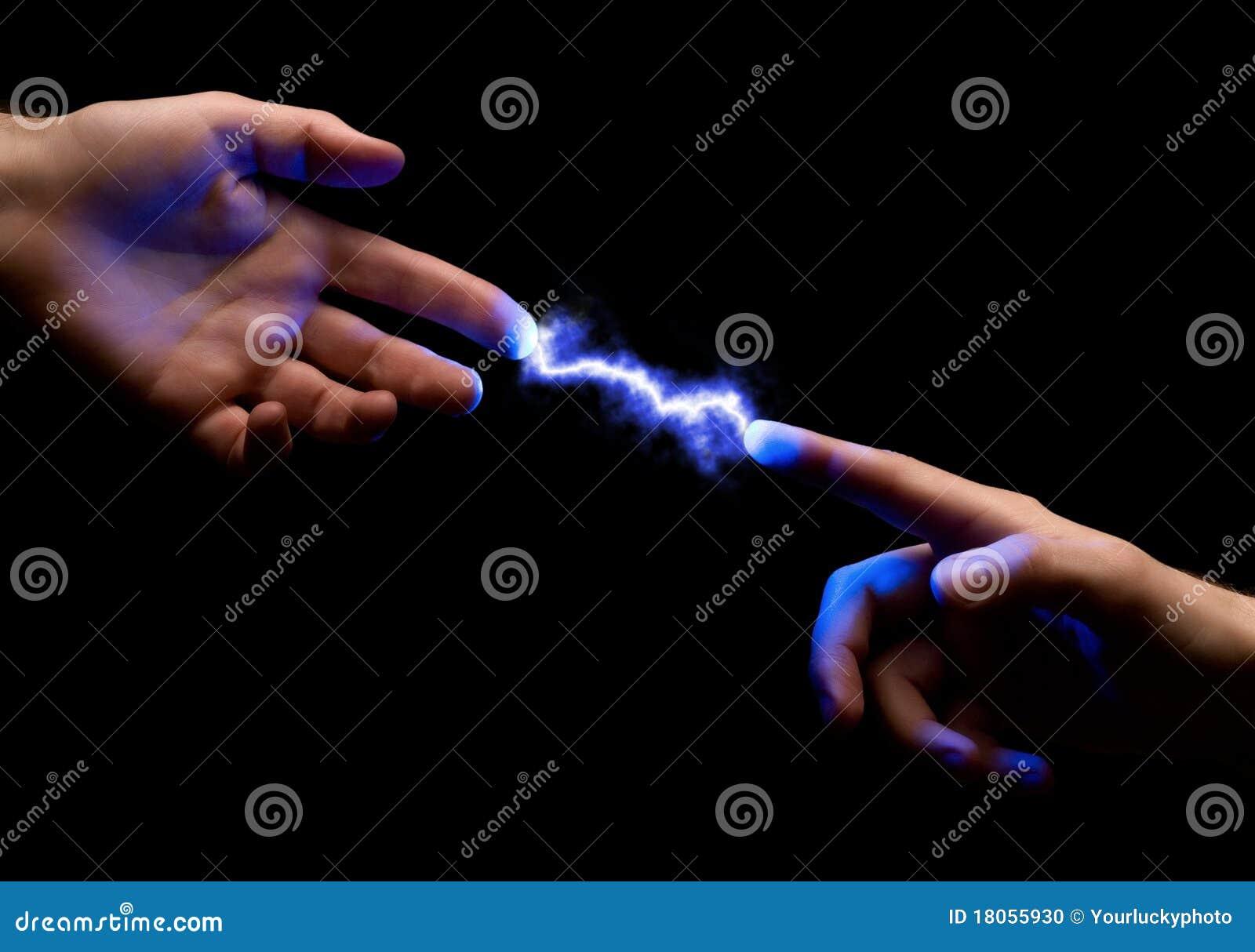 Ręki iskra