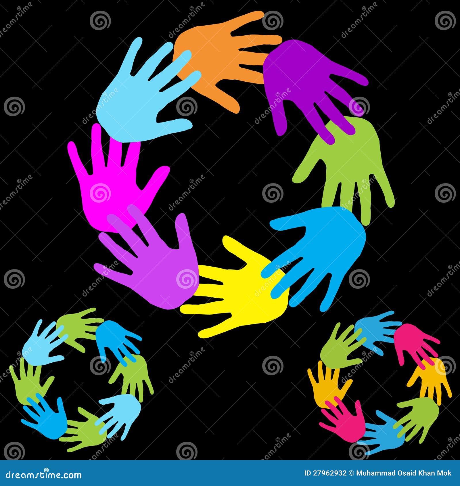 Ręki Różnorodność