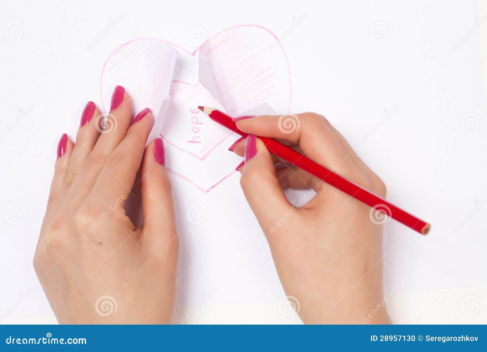 Ręki, rżnięty serce i nadzieja, inside