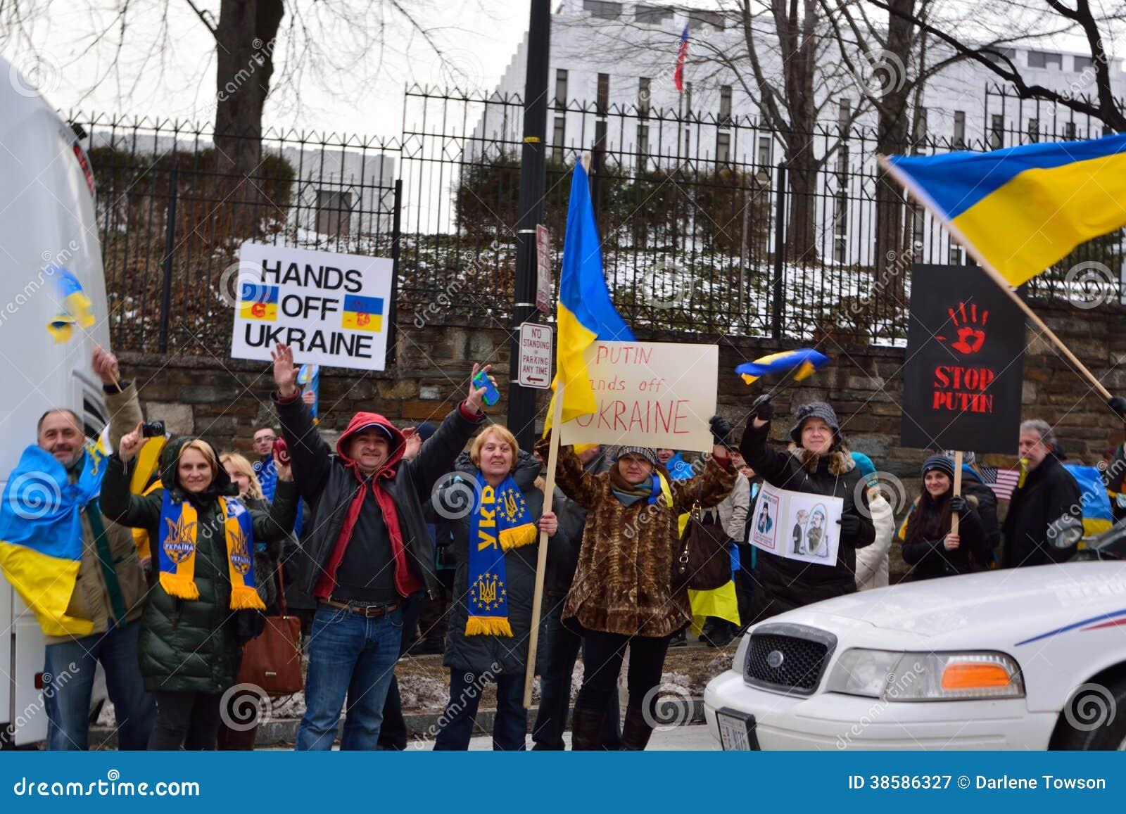 Ręki z Ukraina