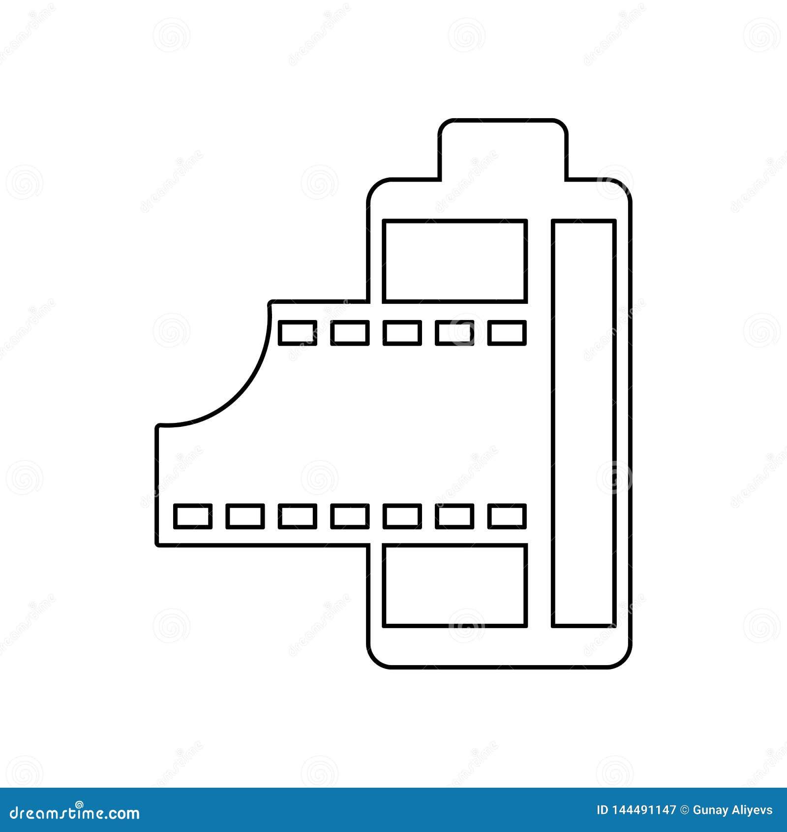 R Элемент фотографии оборудования для мобильных концепции и значка приложений сети r