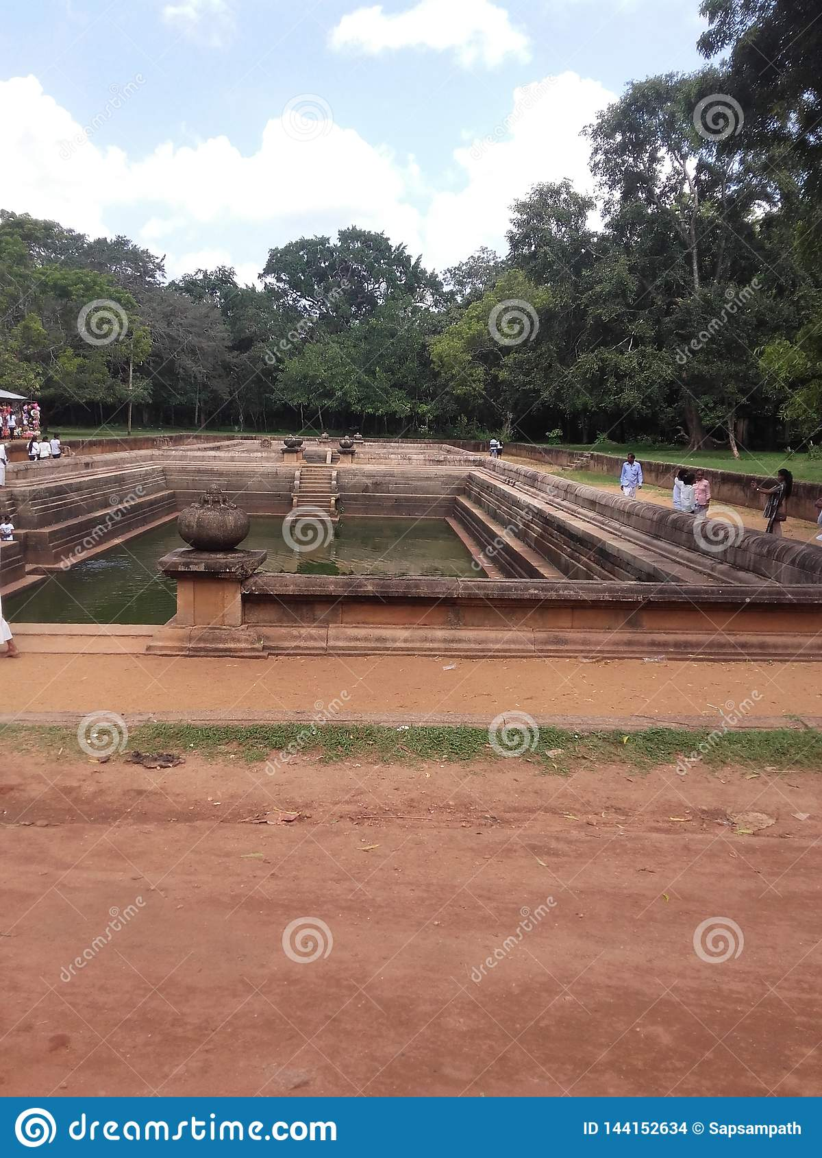 R Anuradapura για το ταξίδι