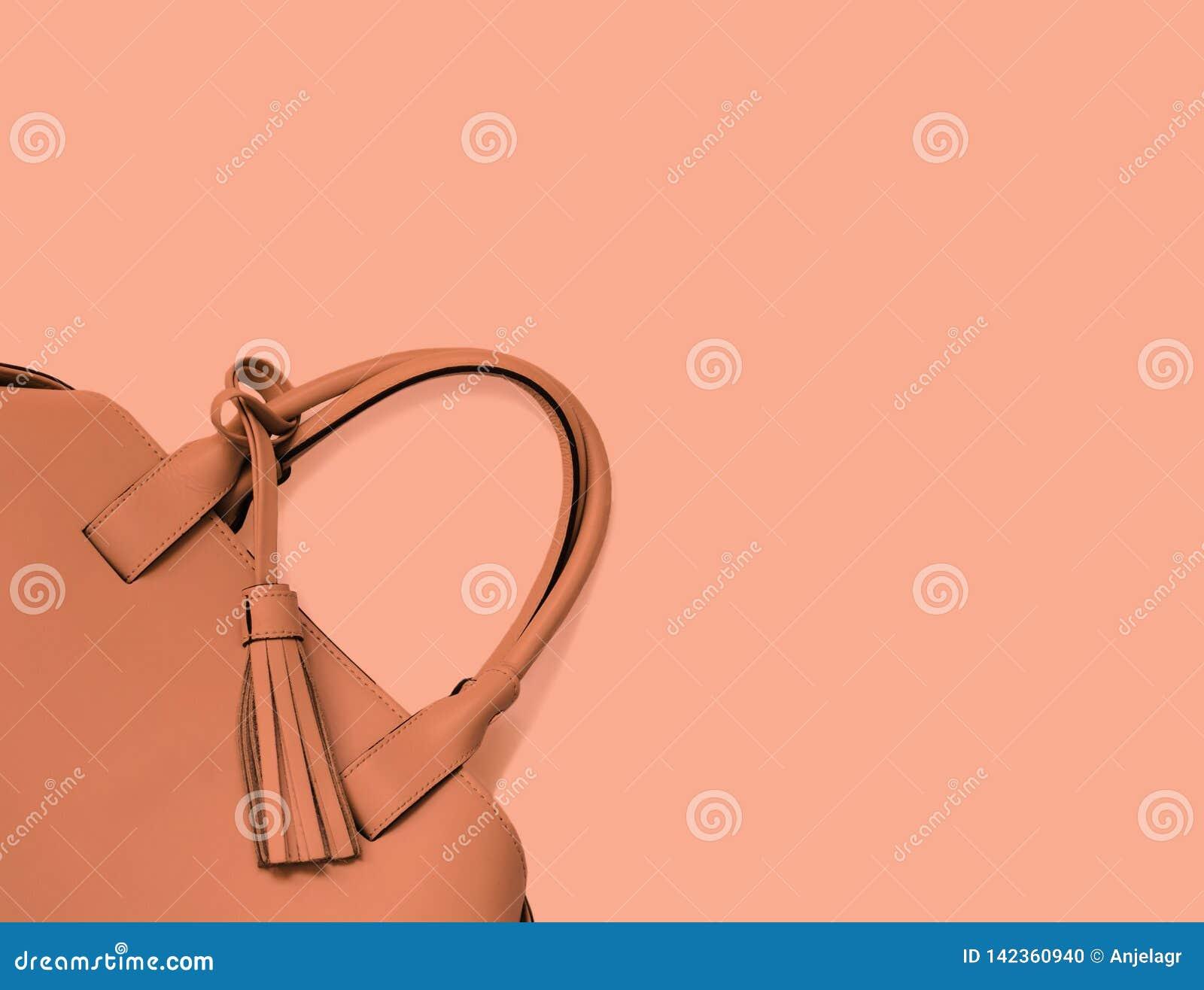 R Fondo della borsa della donna