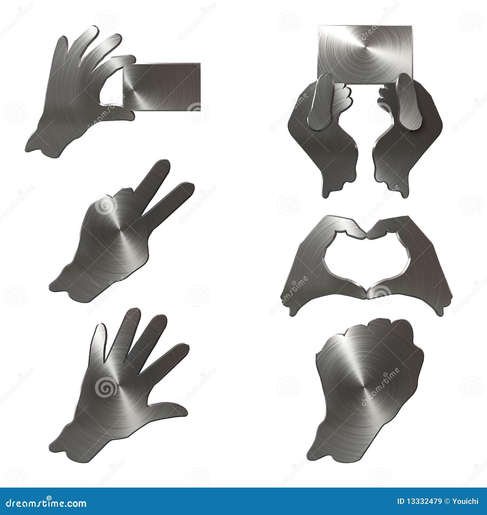 Ręka przedmiot