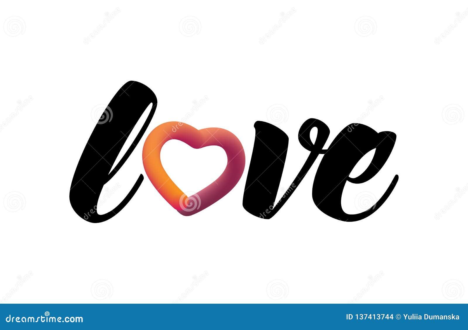 R Lettrage liquide moderne Icône douce colorée de Web de gradient Conception élégante pour des valentines vacances, mariage