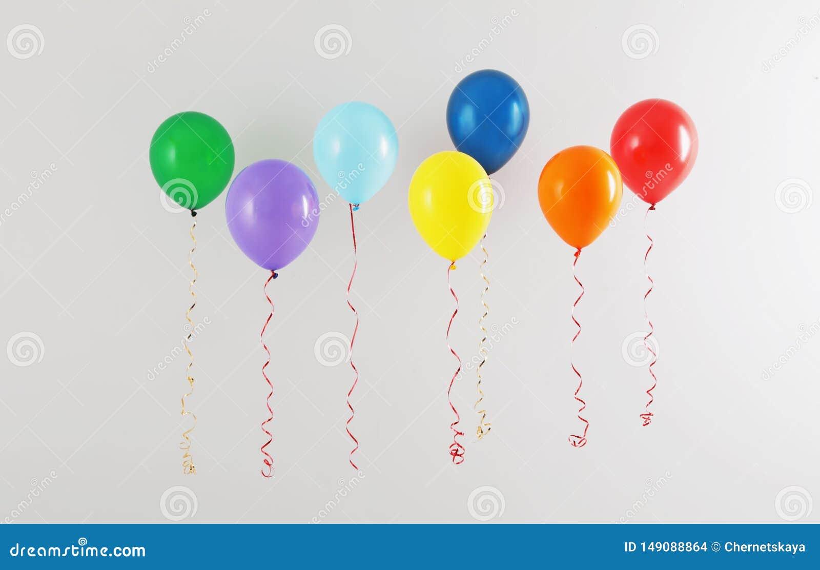 R??ni jaskrawi balony ?wi?towanie czas