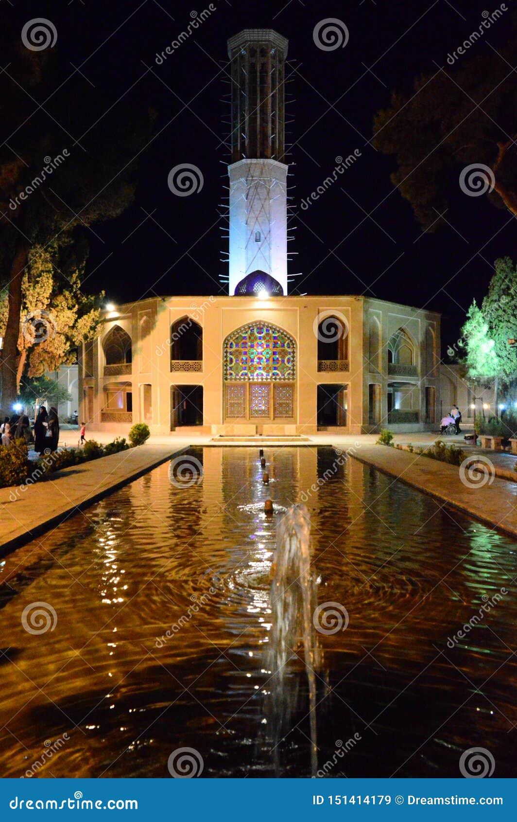 R Yazd Взгляд от крыши