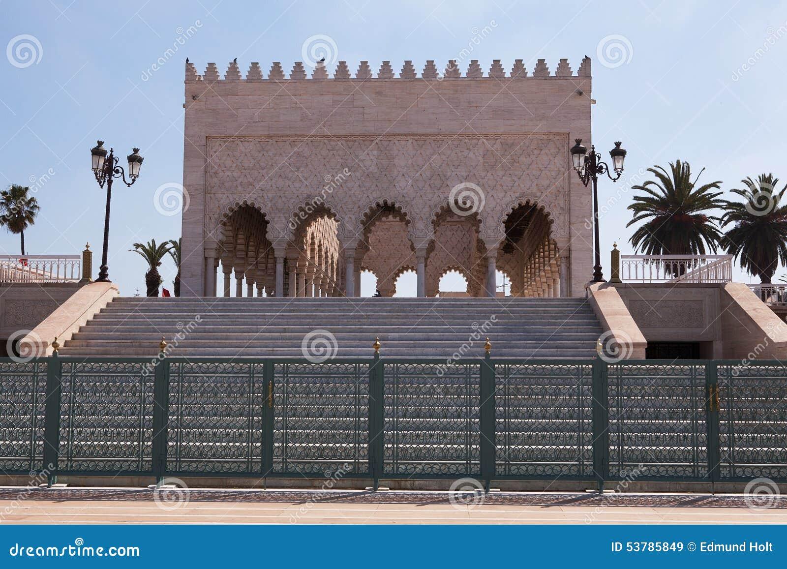 Rabat Niedokończony meczet