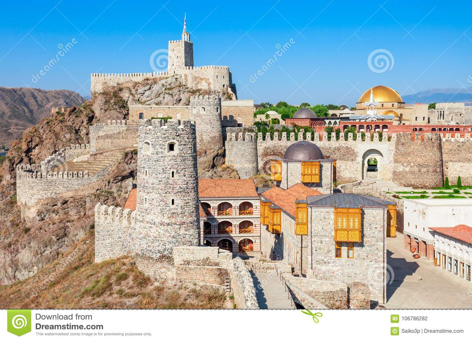 Rabati Castle, Γεωργία