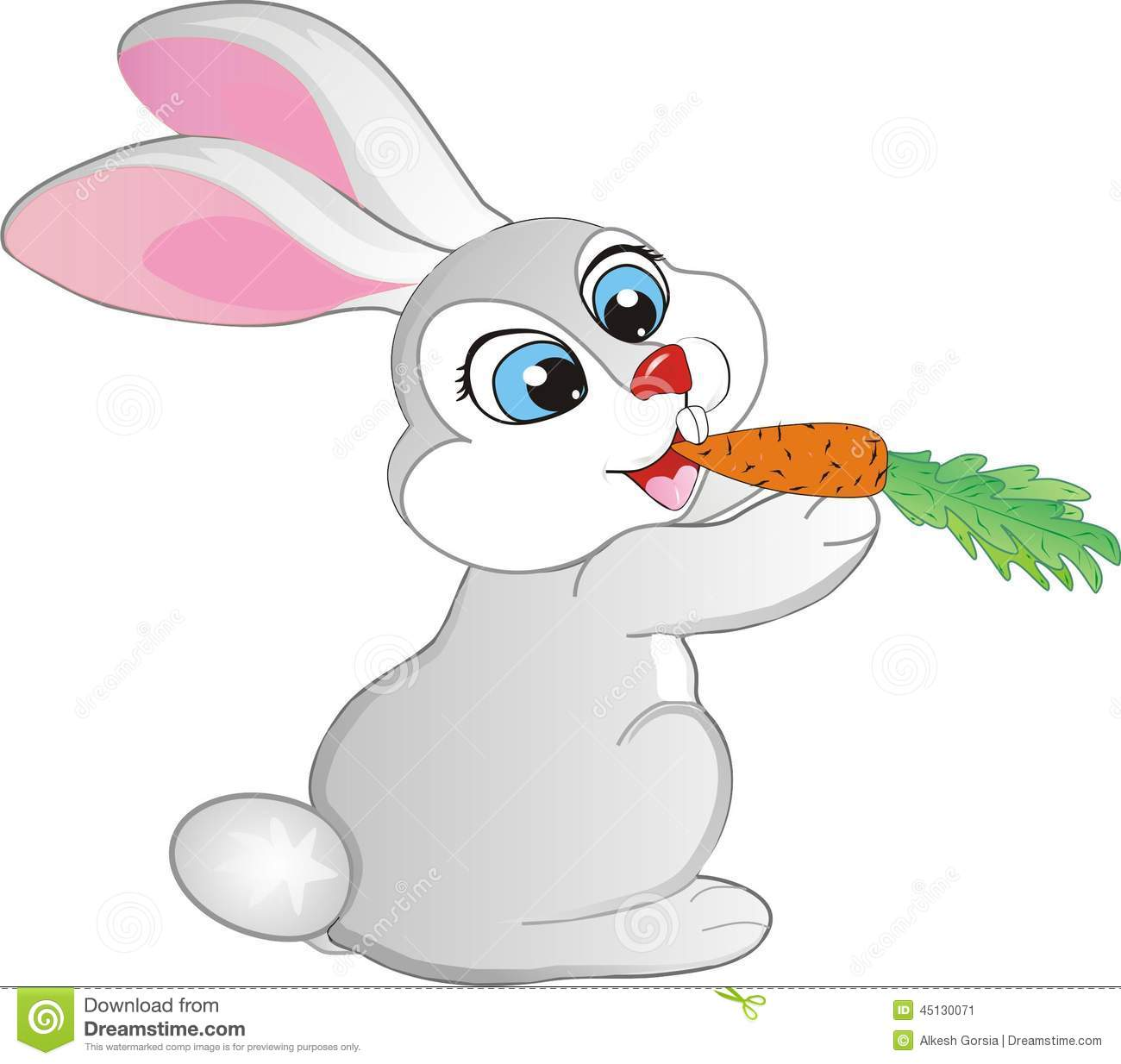 Free Coloring Pages Of Animated Carrots