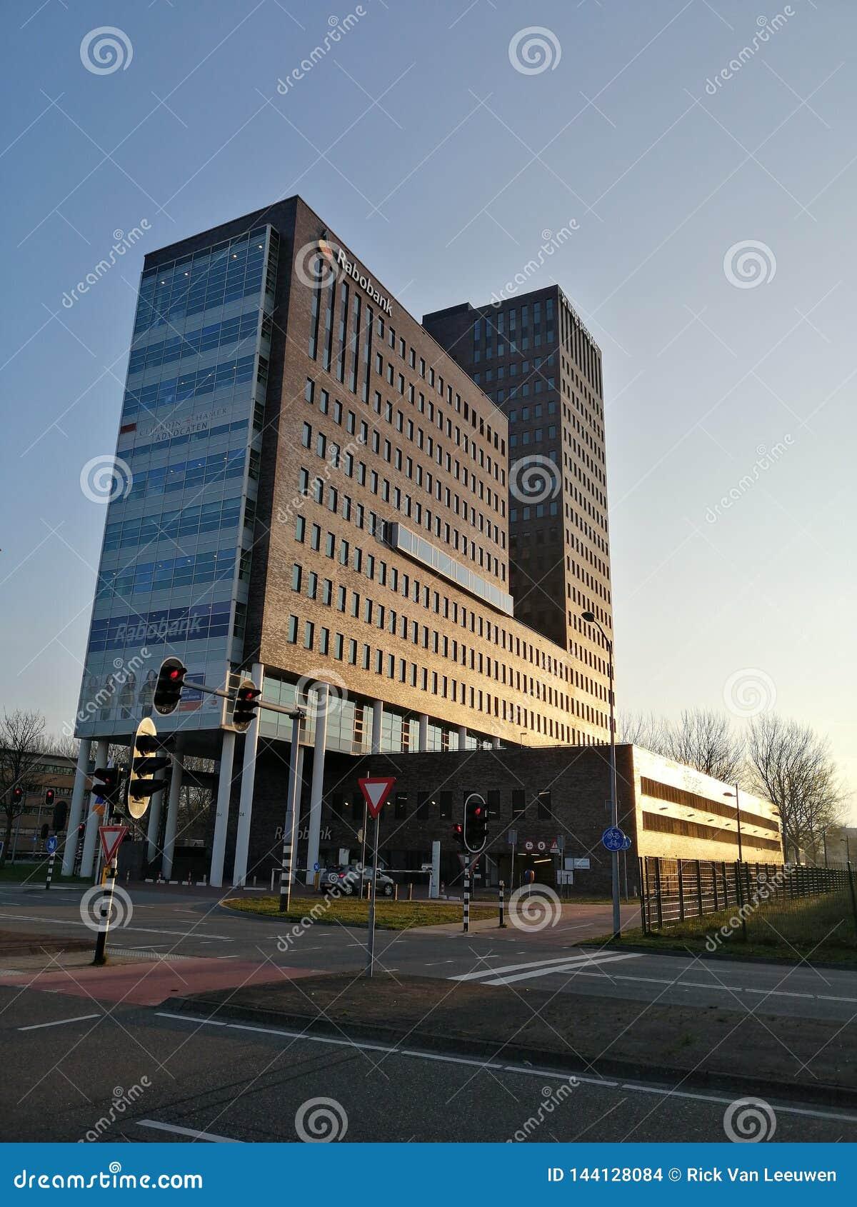 Rabobank biuro w Almere holandie