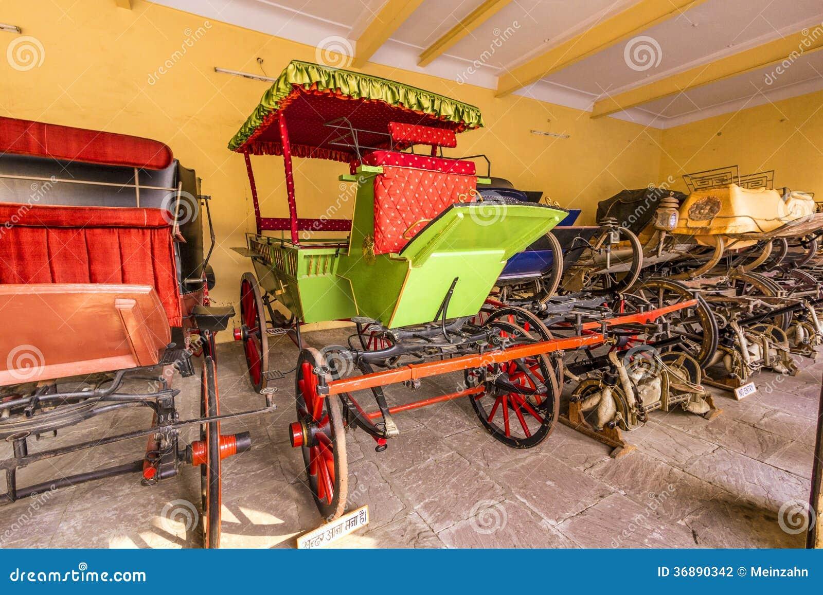 Download Raccolta Dei Carrelli Nel Palazzo Della Città A Jaipur Fotografia Editoriale - Immagine di residenza, attrazione: 36890342