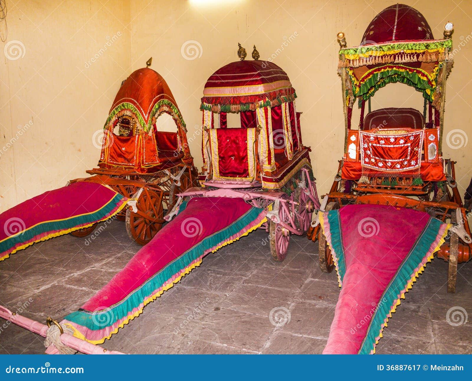 Download Raccolta Delle Vetture Nel Palazzo Della Città A Jaipur, India Fotografia Editoriale - Immagine di condizione, sede: 36887617