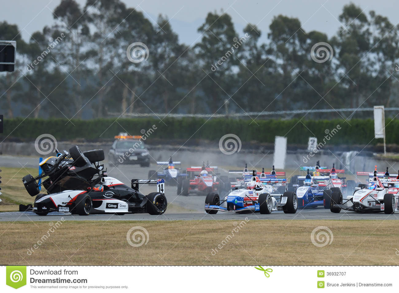 Race Car Crash editorial photography. Image of driver - 36932707