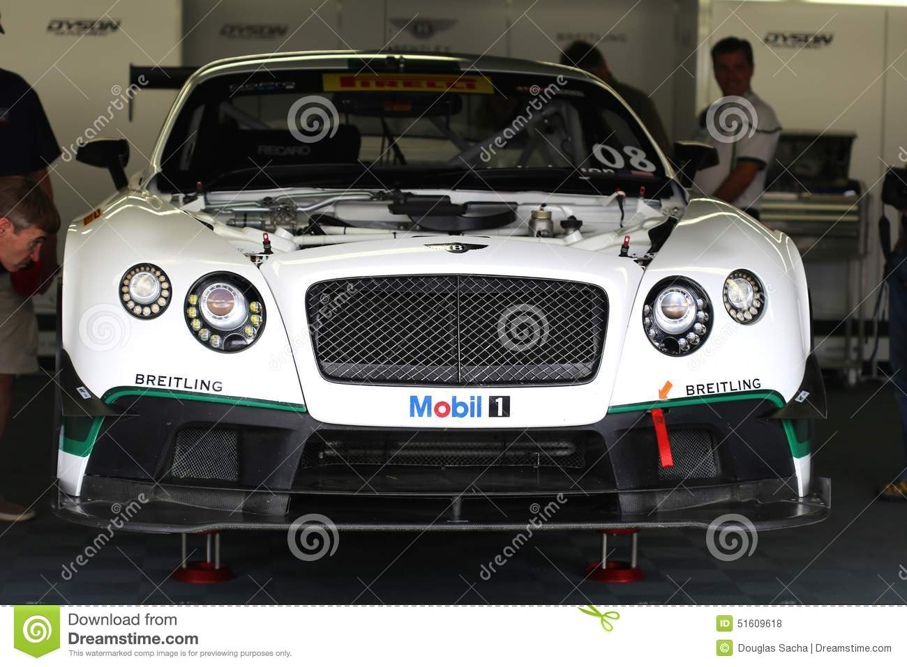 Race car in the garage editorial stock photo image 51609618 for Image garage automobile