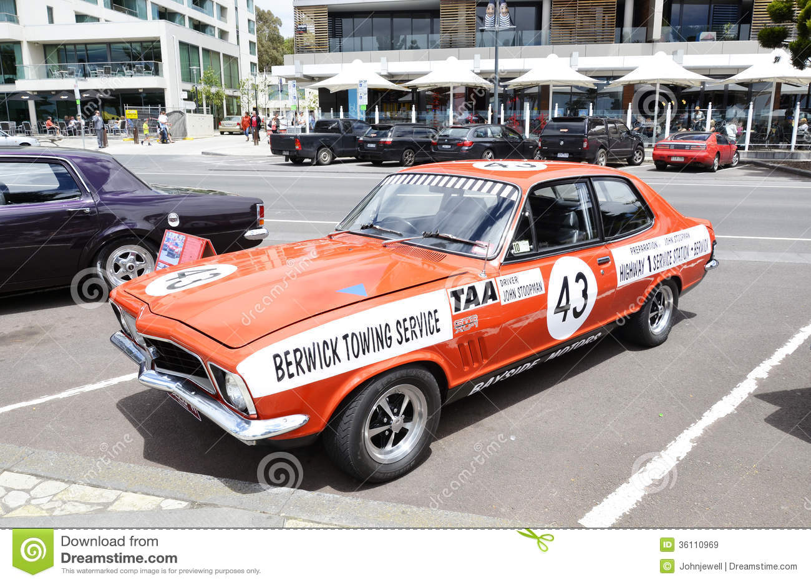 Z Part Race Car