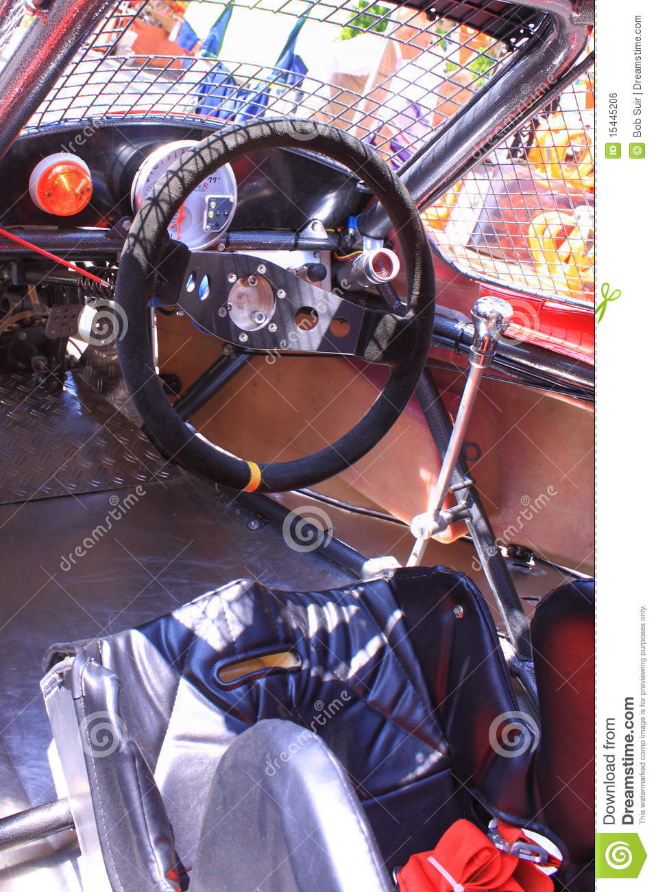 Race Car Interior Editorial Photo Image Of Race Road 15445206