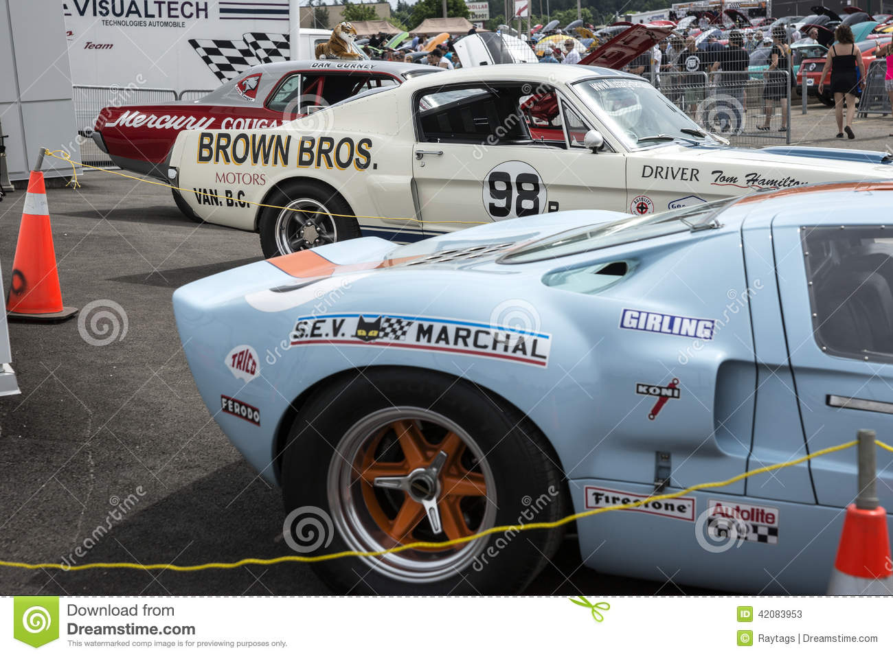 Vintage Race Car Editorial Stock Photo Image Of Brown