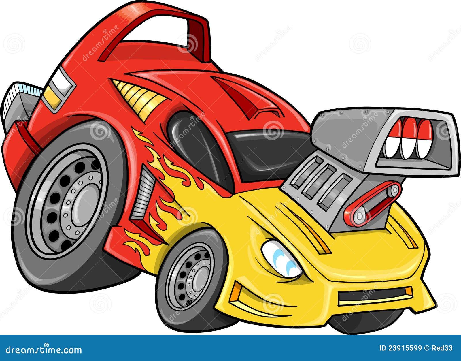 Race Car Street Car Vehicle  Race Car Vector Art