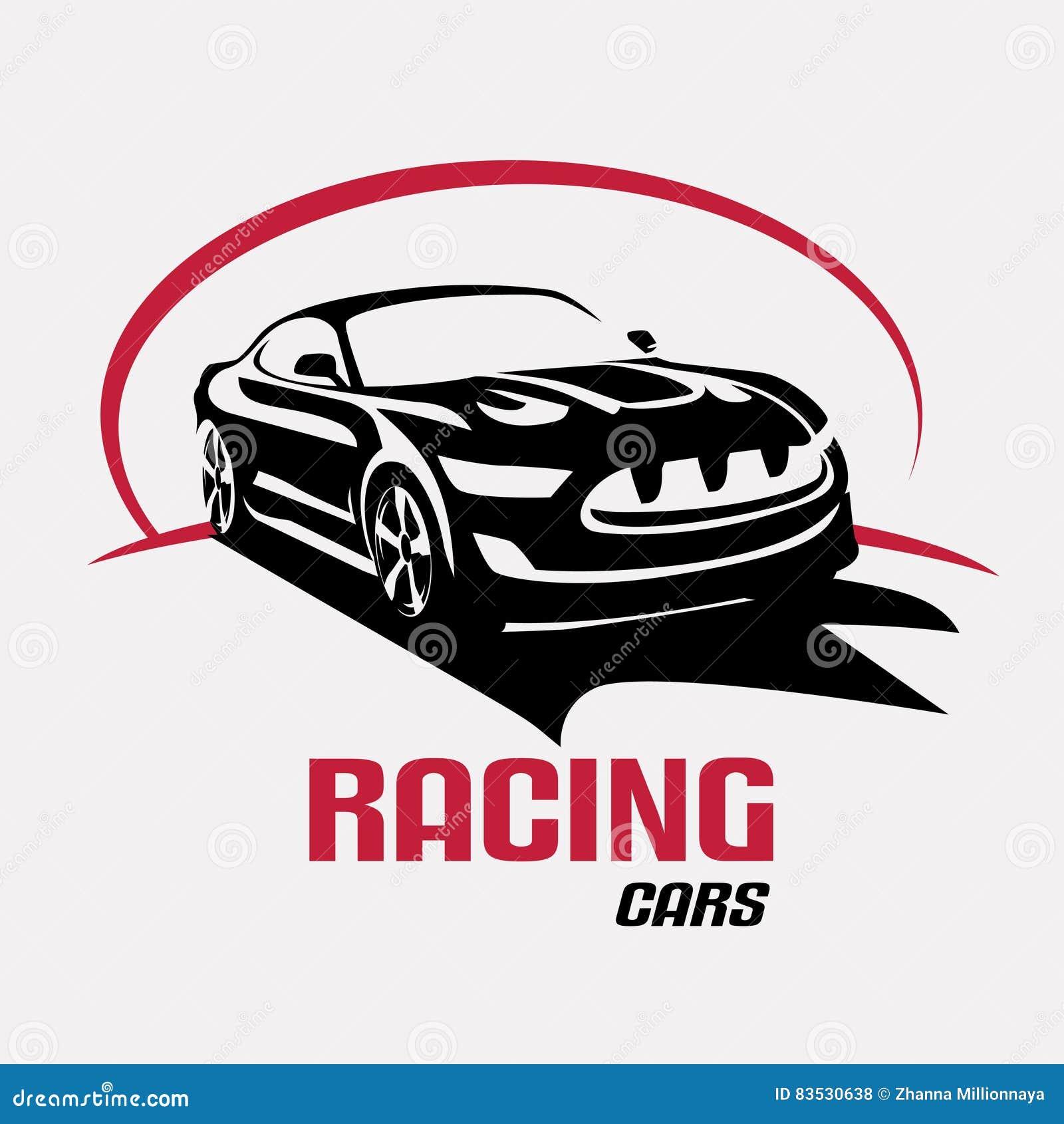 Race car symbol logo template stock vector illustration of race car symbol logo template concept mechanic biocorpaavc Gallery