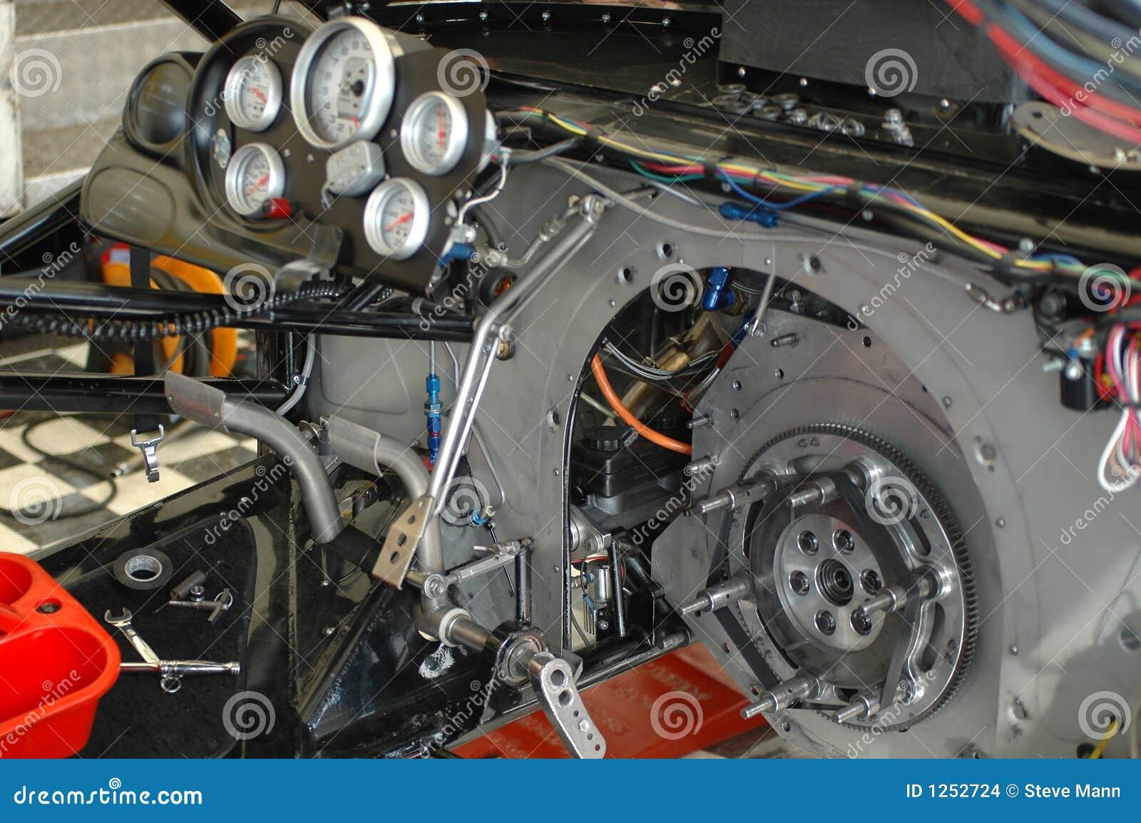 Race Car Transmission Stock Images Image 1252724