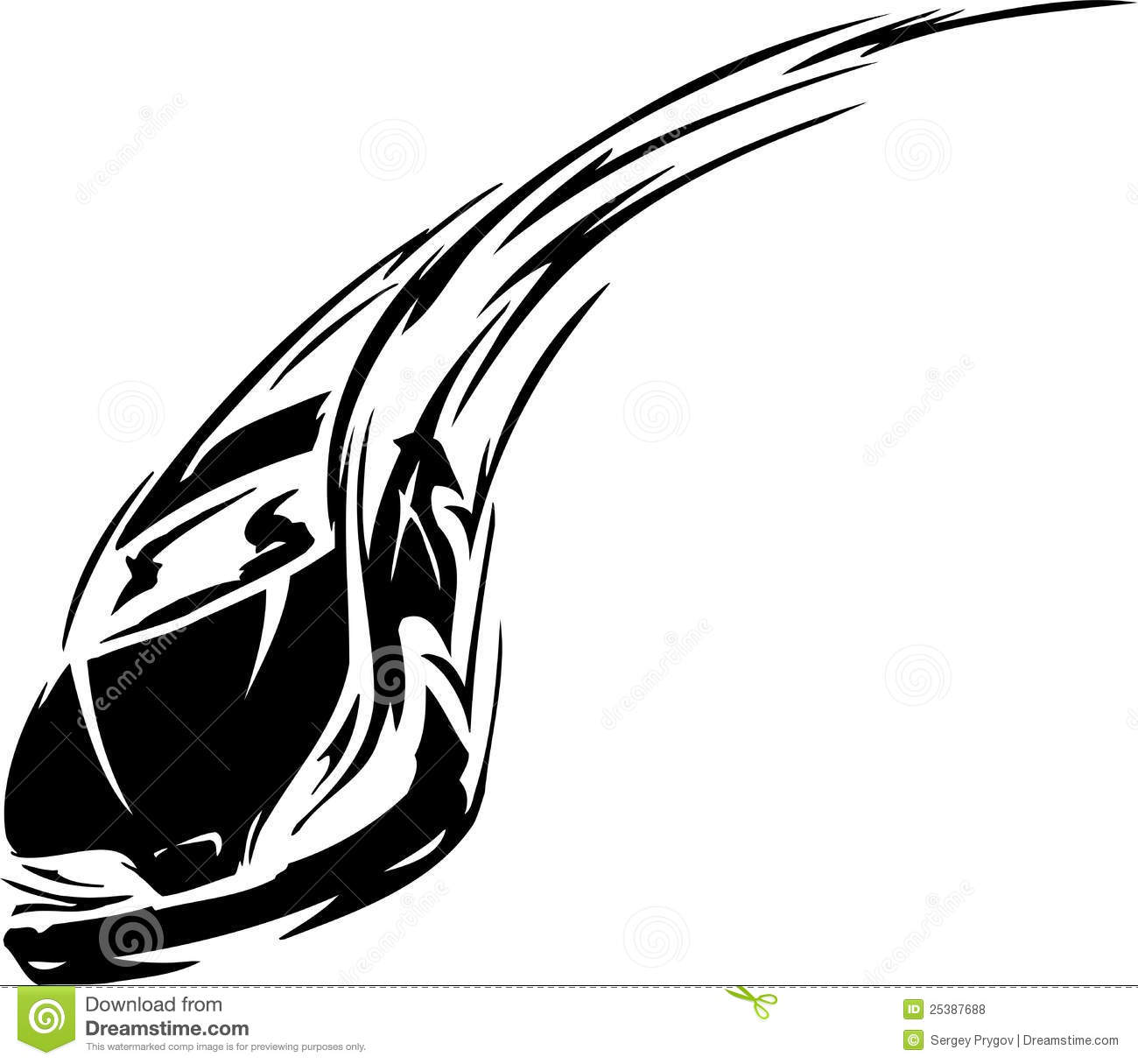 Race Car Vector Illustration Royalty Free Stock Photos Image