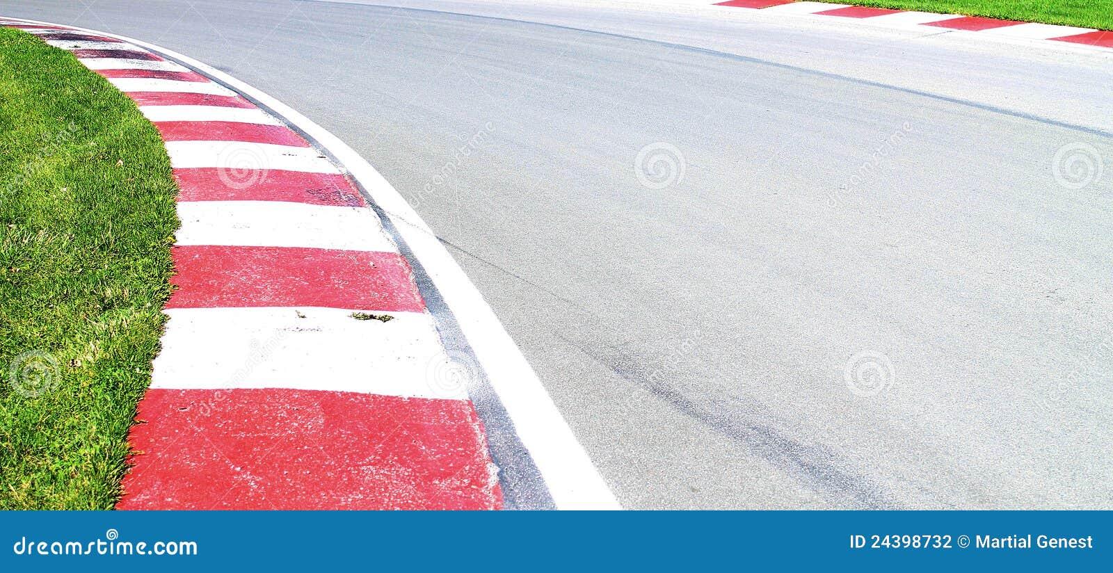 Race curve
