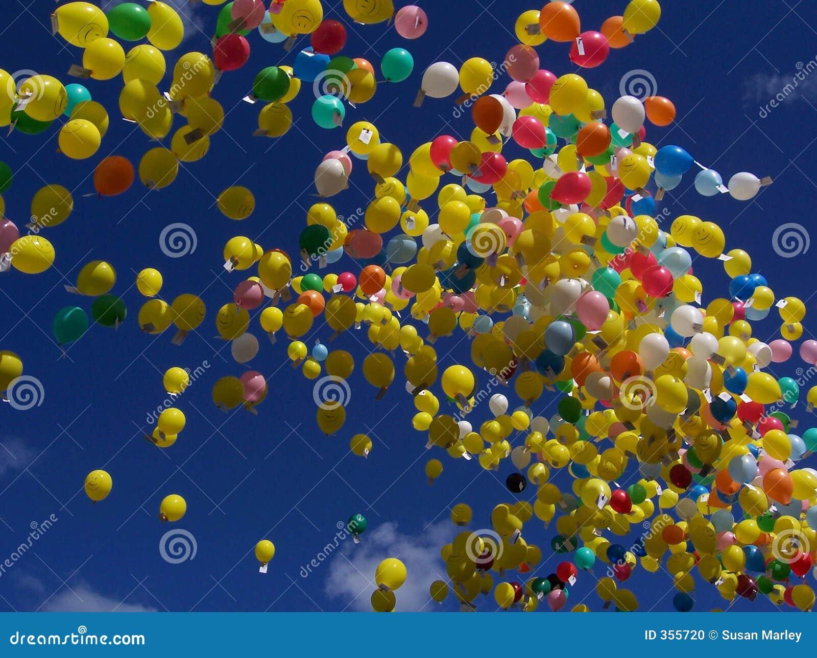 Race för 2 ballong