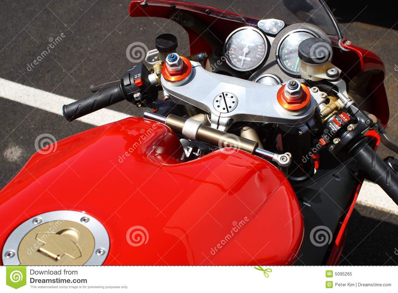 Race Motorcycle
