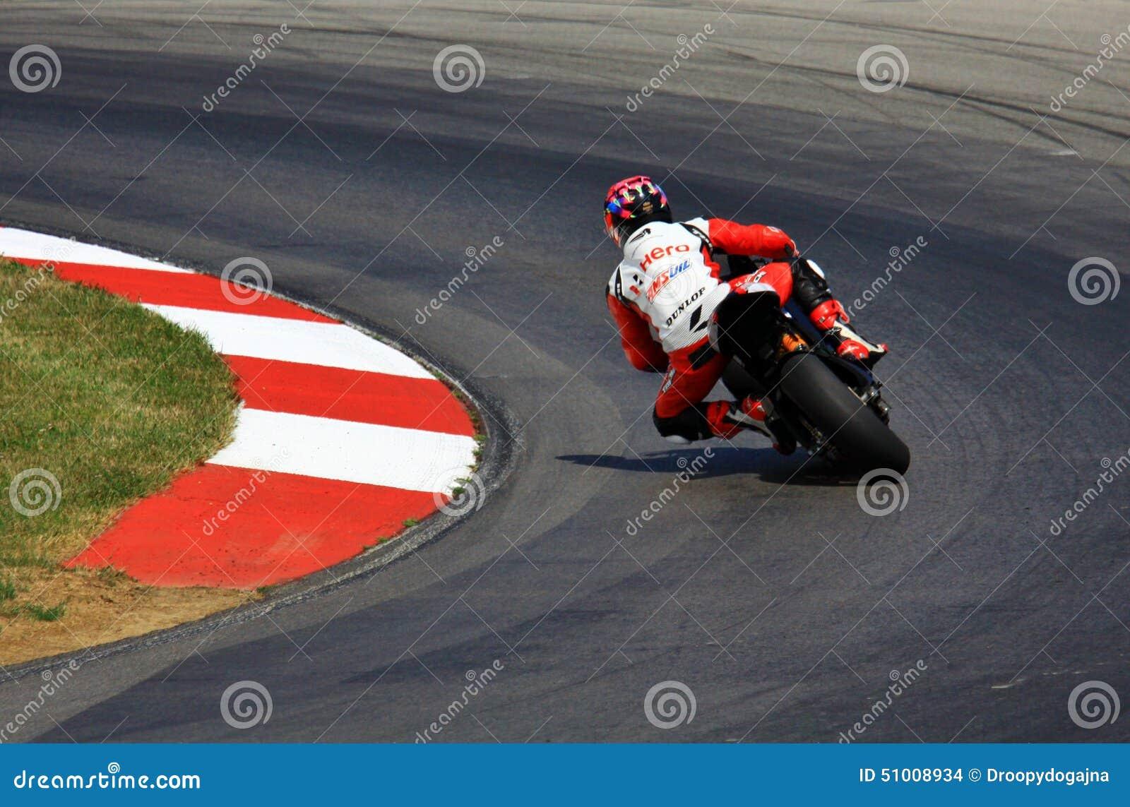 Race motorcycle team