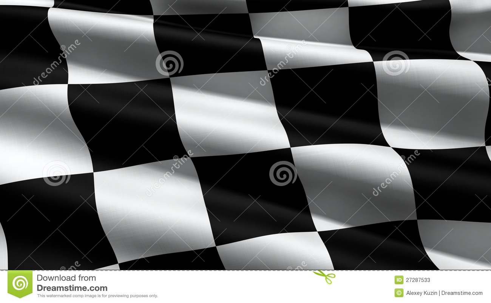 Raceflagga