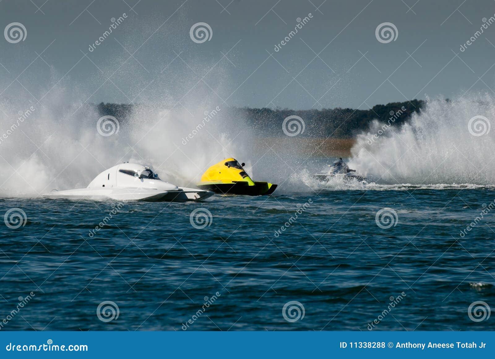 Racespeedboat