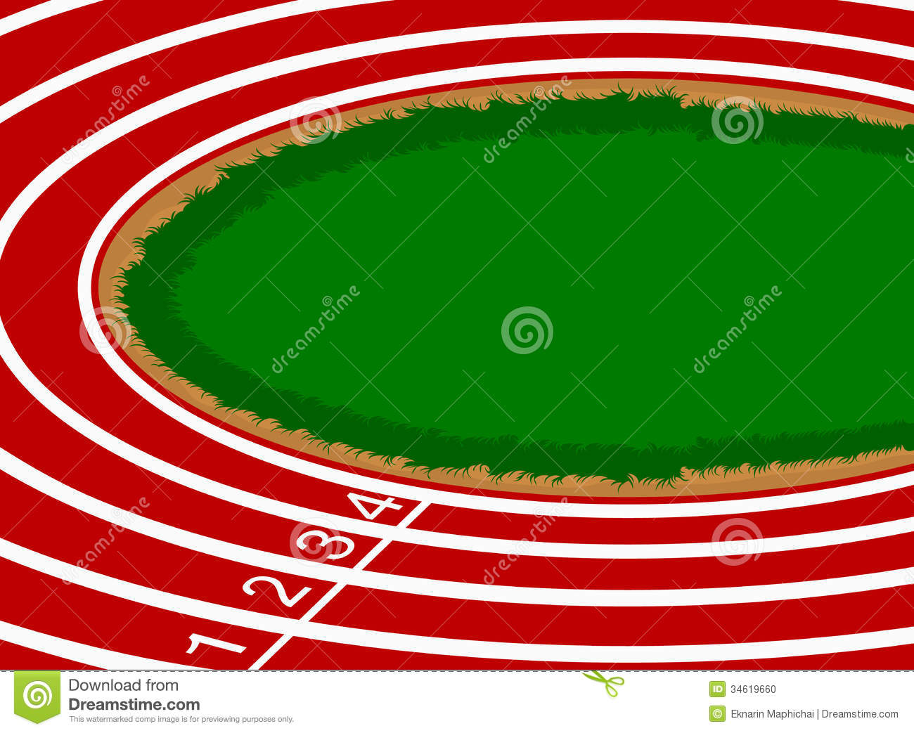 Racetrack Stock Photo  Race Track Wallpaper Clipart