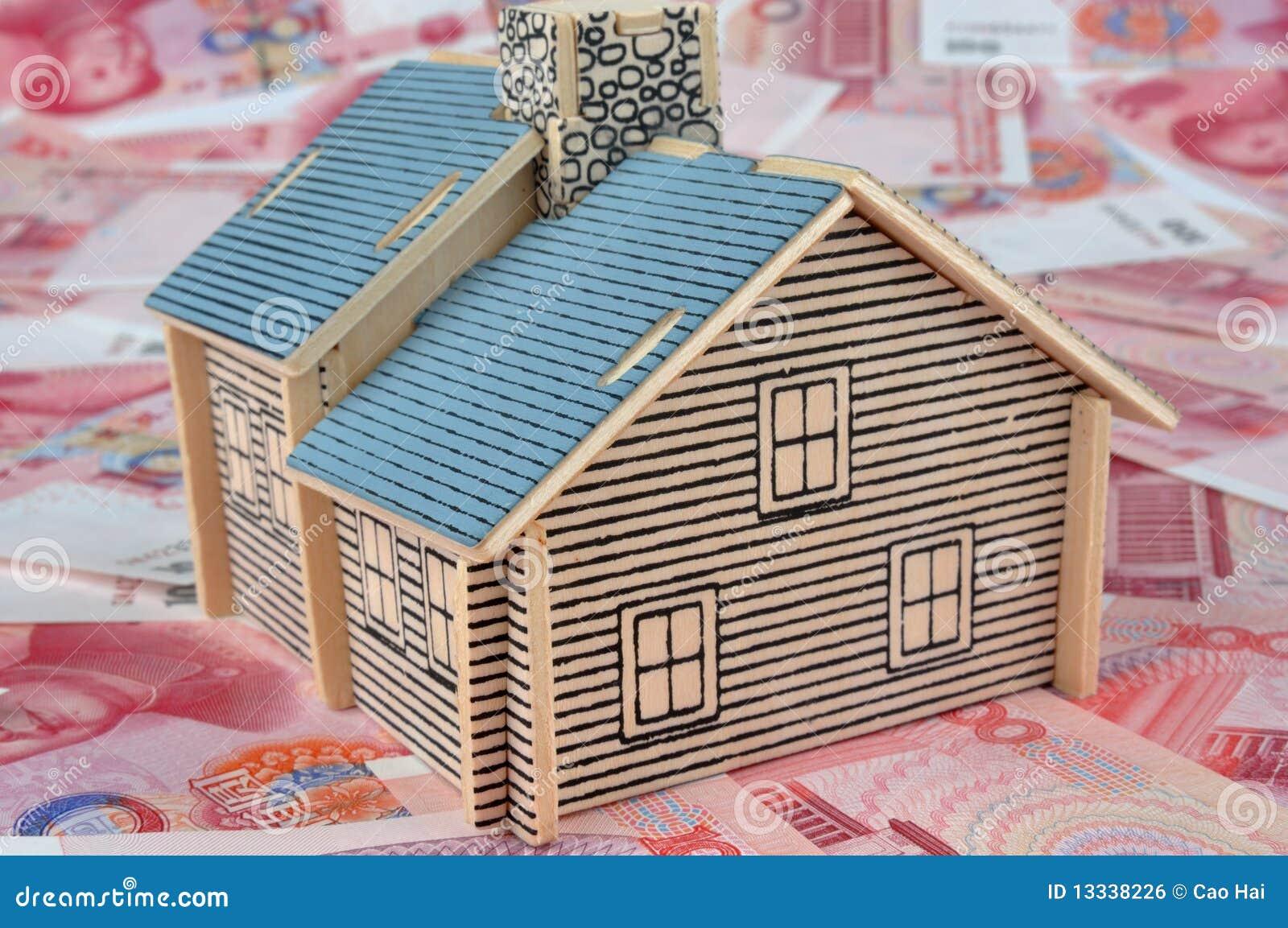 Rachunków domu model
