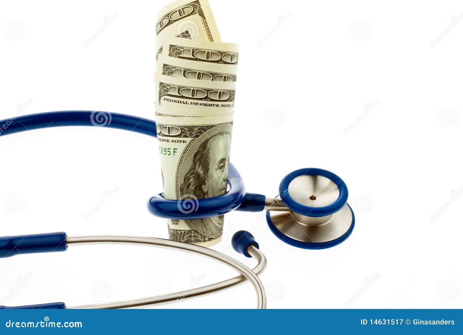 Rachunków kosztów dolara zdrowie