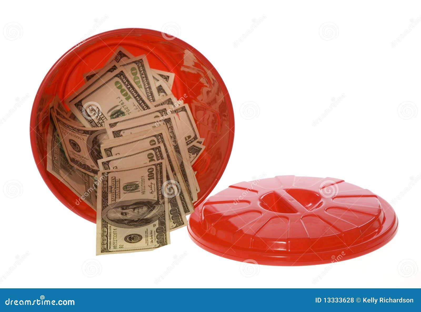 Rachunki konserwować śmieci sto jeden