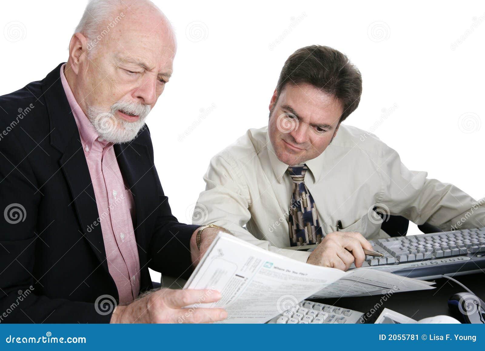 Rachunkowość mylić form serii podatku