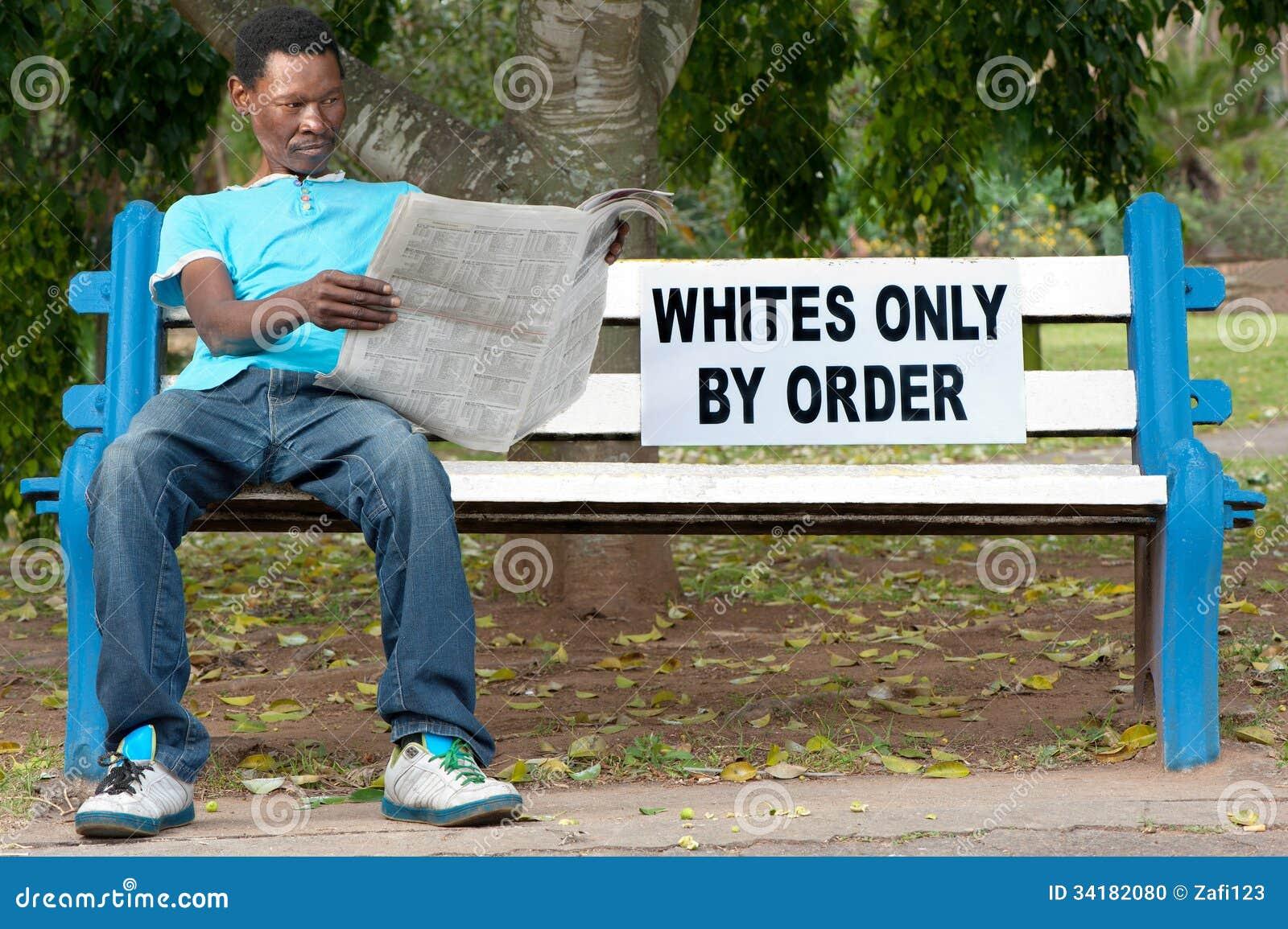 Racial Discrimination Stock Photo Image 34182080