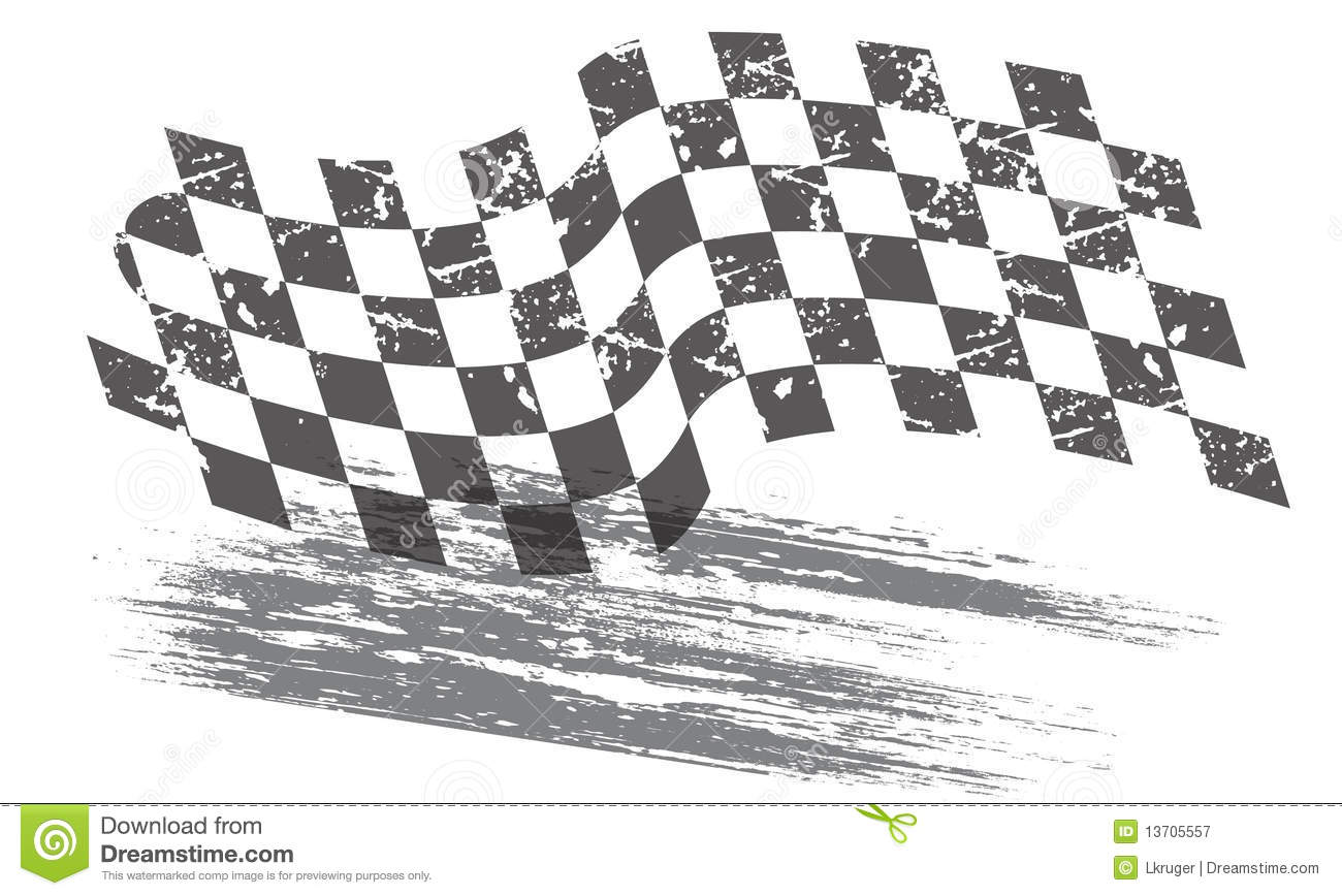 racing background stock vector  image of flag  race