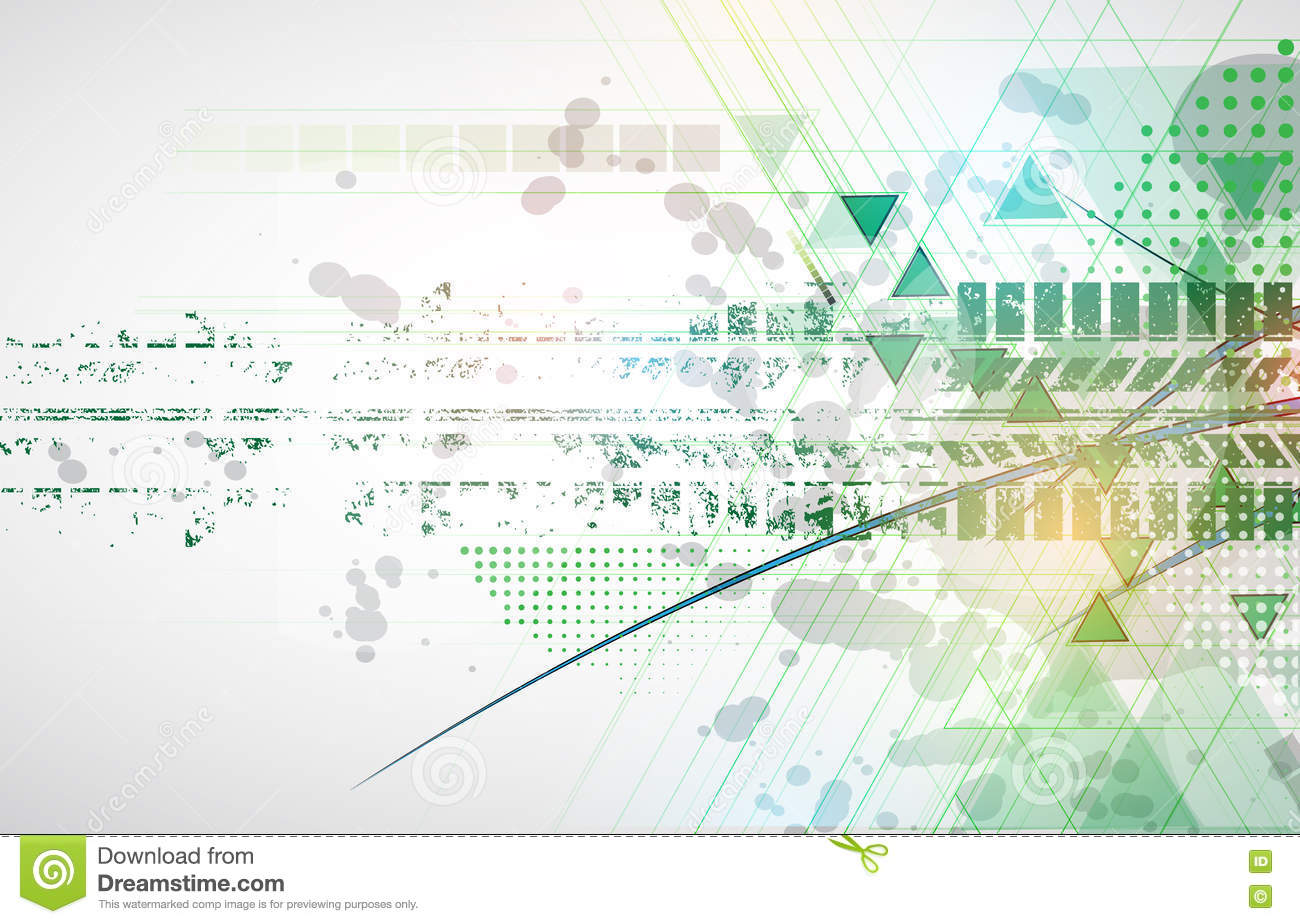 Racing Square Background Vector Illustration Abstraction