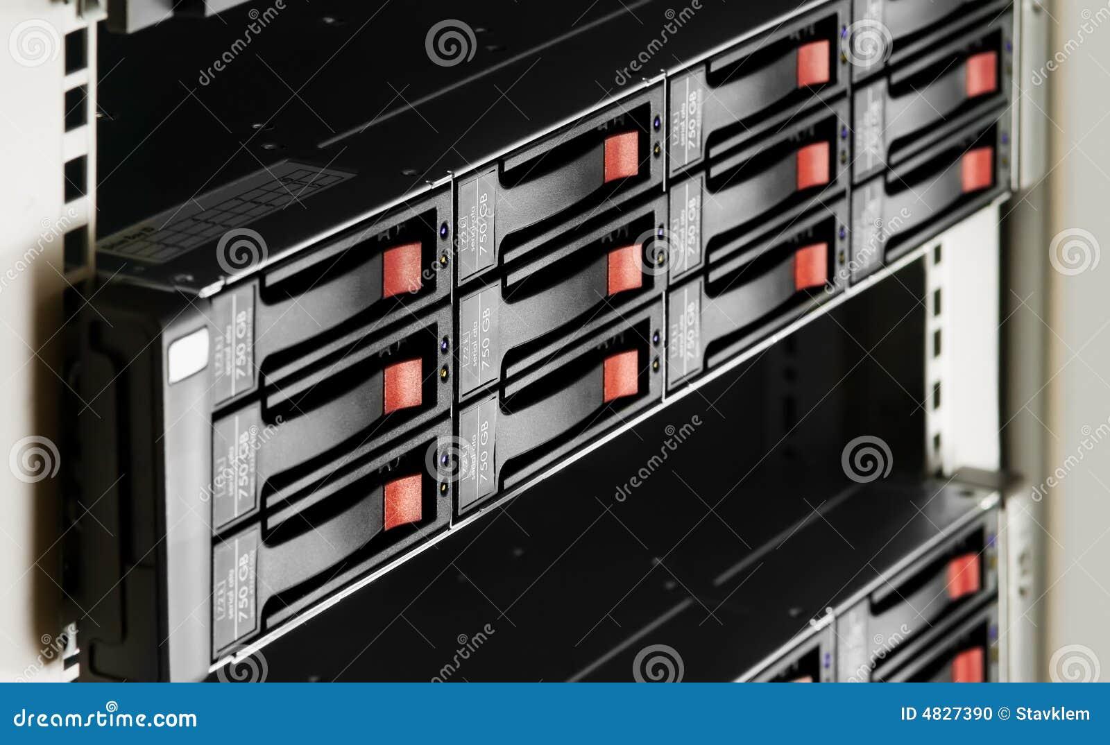 Rack-mounted Plattereihe