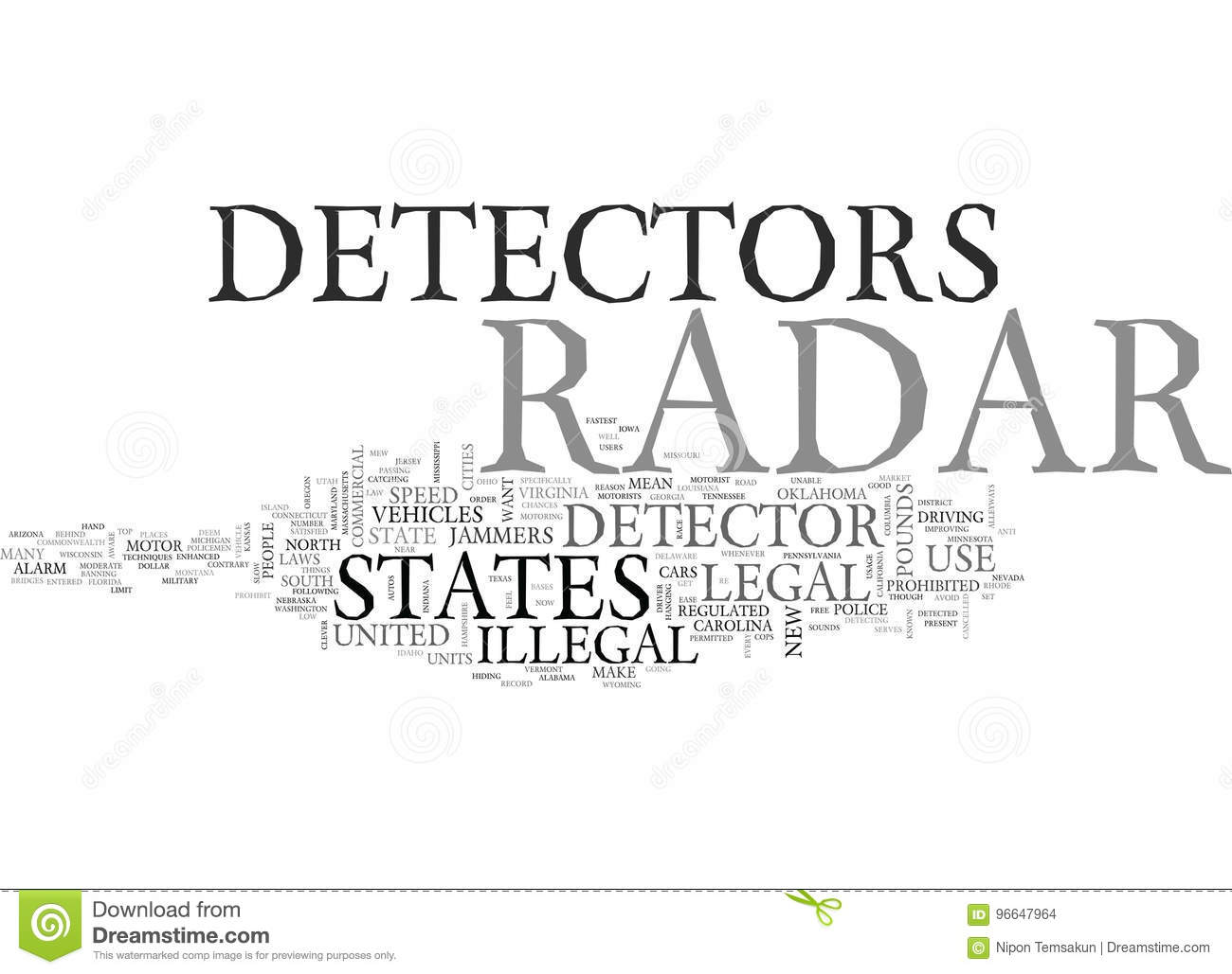 Are Radar Detectors Legal >> Are Radar Detectors Legal In The Us And In Which States Are