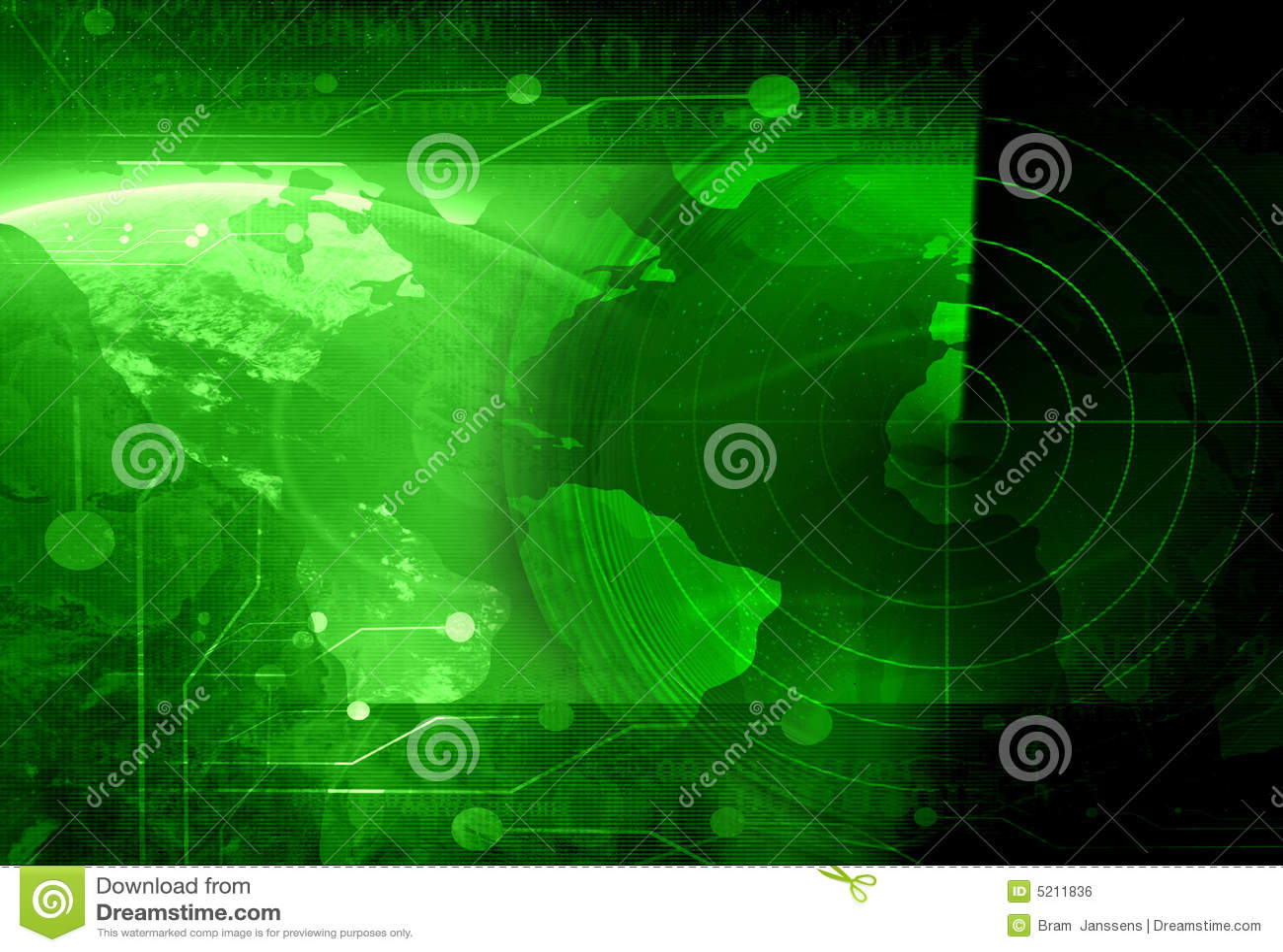 how to read a radar screen