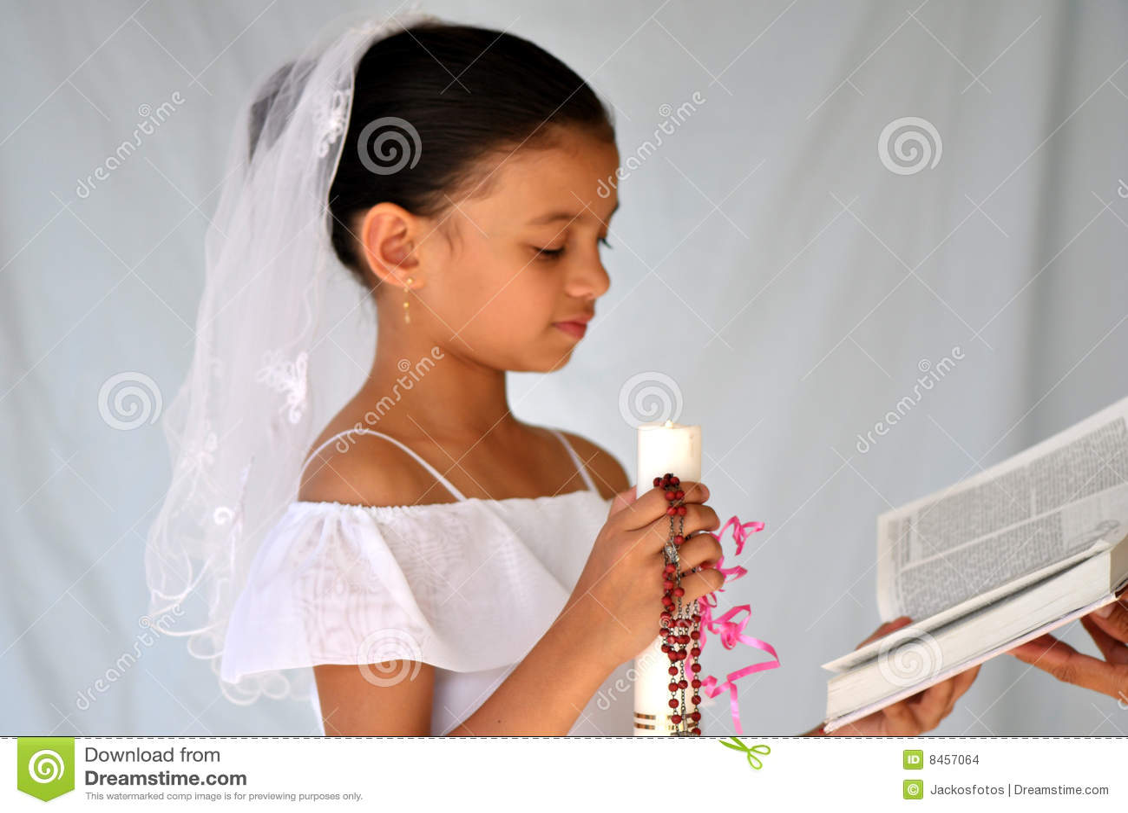Radband för pärlstearinljusbarn