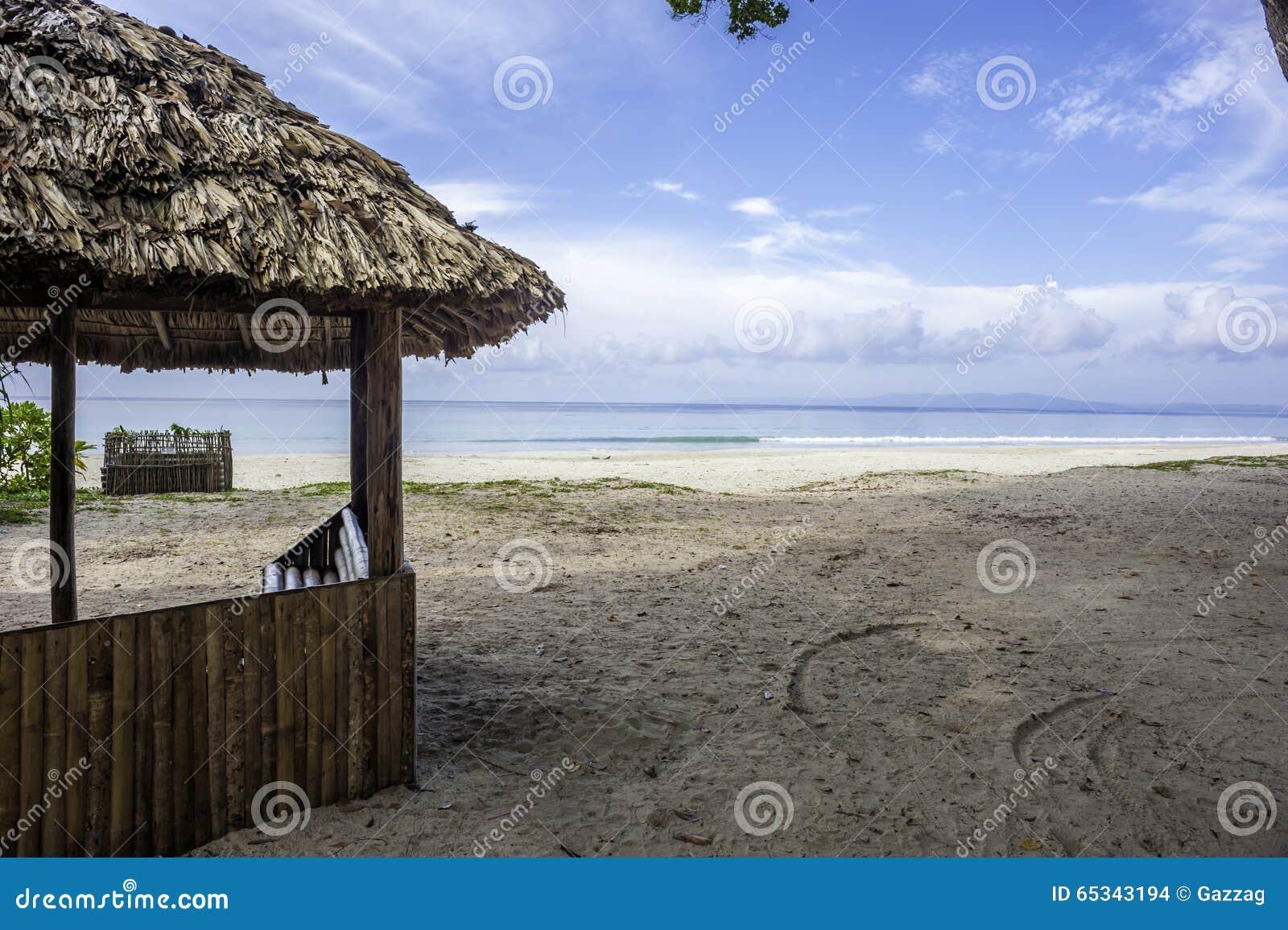 Radhanagar海滩