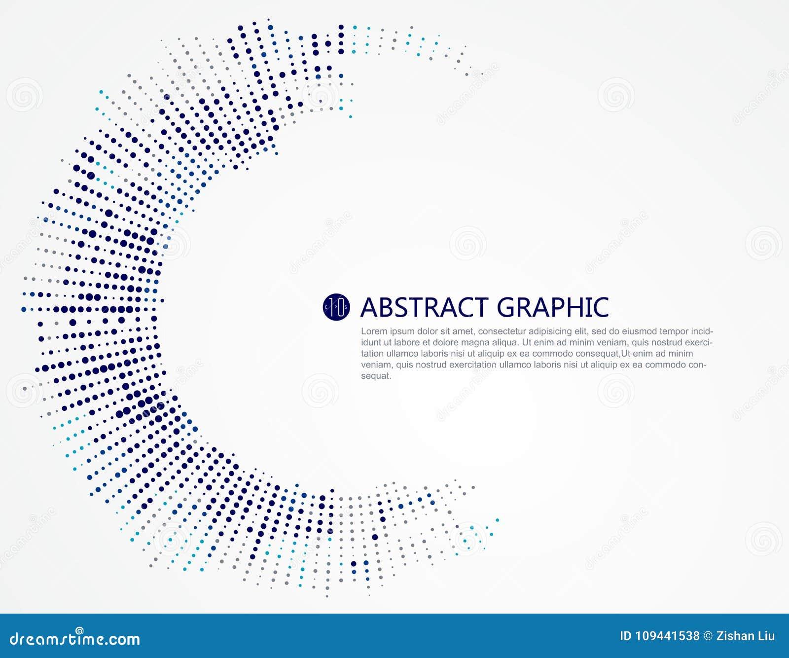Radiaal Rooster Grafisch Ontwerp