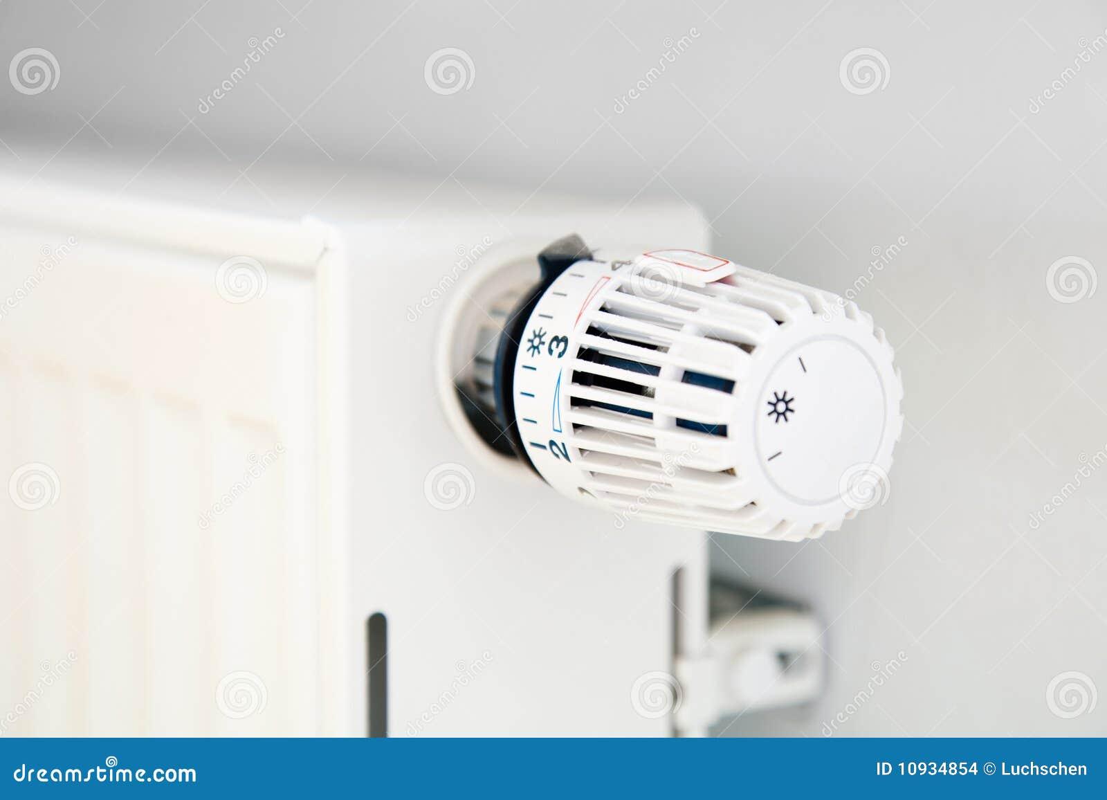 Radiador de la calefacción