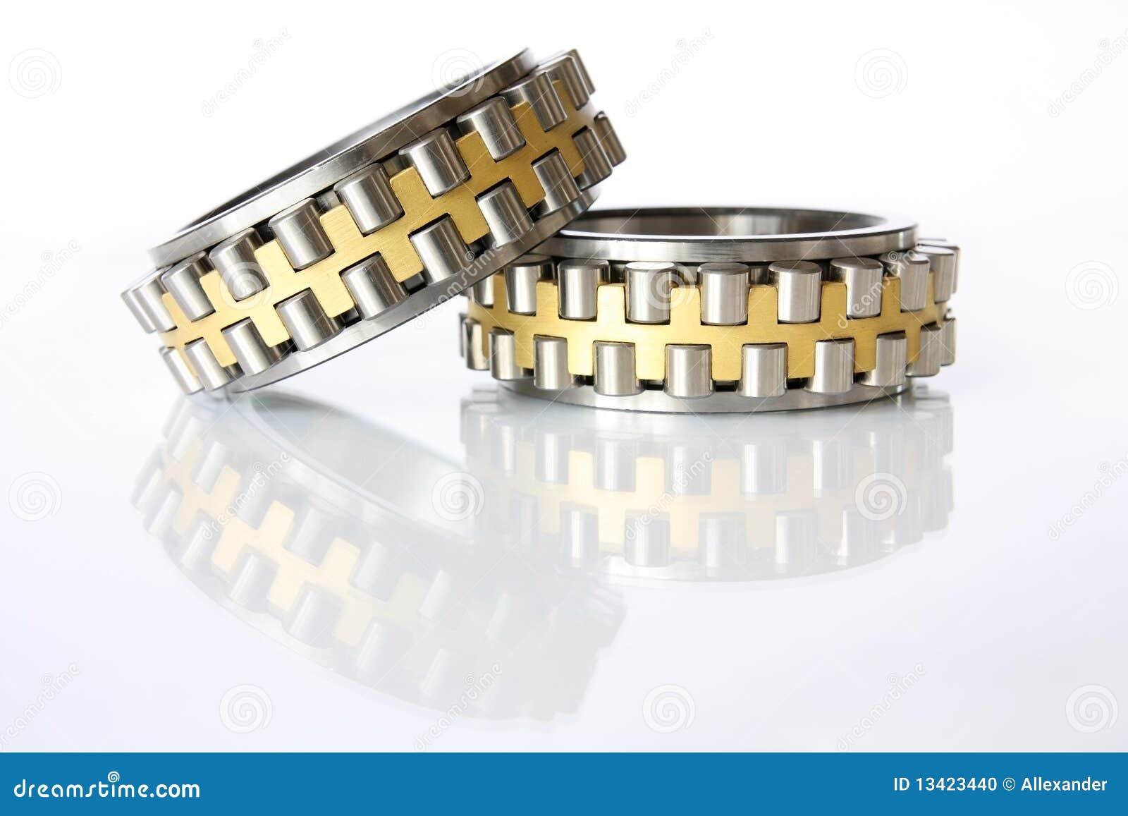 Radial - thrust bearings