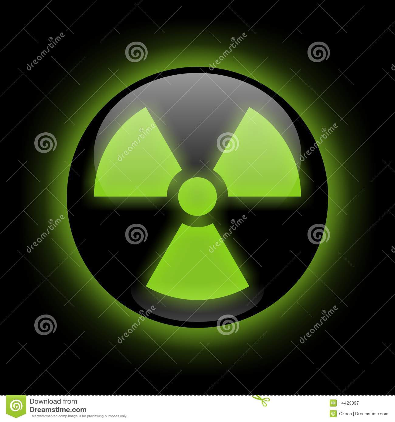 Green Nuke Sign | www.pixshark.com - Images Galleries With ...